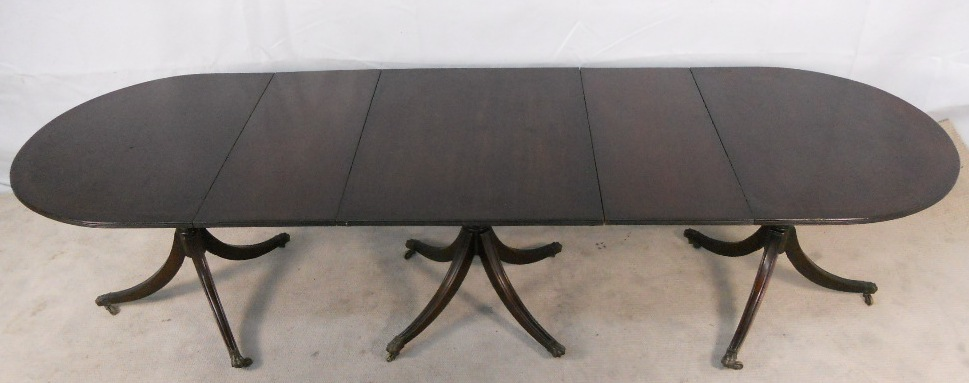 12 Seat Dining Table Extendable Neptune Edinburgh 8